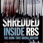 cover of Shredded by Ian Fraser