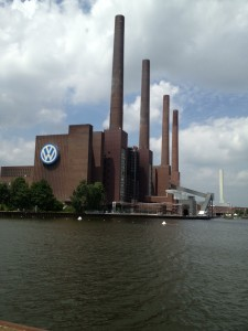 Volkswagen factory